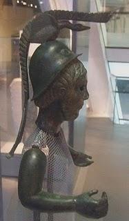 Goddess Brigantia Image