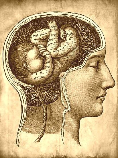 Нерожденная идея - Catrin Welz-Stein – Unborn Ideas
