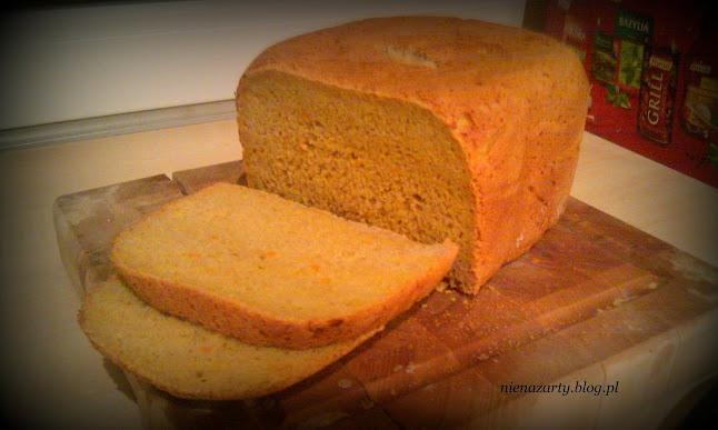 chleb z dynią przepis