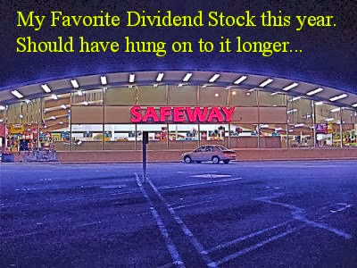 safeway good dividend stock income