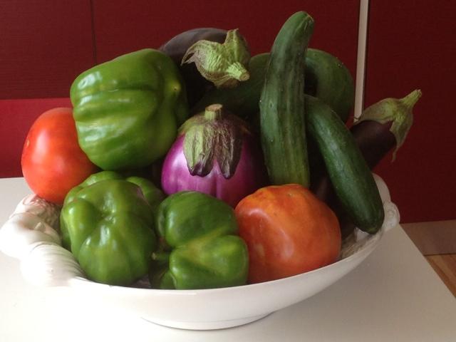 cesto di verdure!!!
