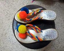 Sandalia Wayuu Ref. 2