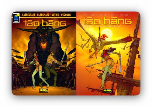 Tao Bang: El S�ptimo C�rculo & La Isla de las Sirenas [1-2][C�mic][Espa�ol]