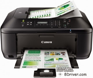 download Canon PIXMA MX454 printer's driver