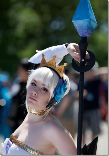 odin sphere cosplay - gwendolyn
