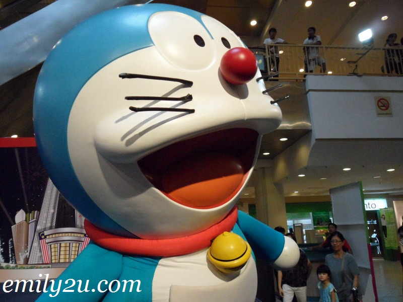 Doraemon & Friends Meet Fans @ Ipoh