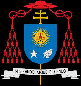 Huy hiệu của TGM Bergoglio