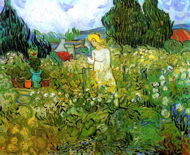 Cisnes y rosas vincent van gogh el pintor que exalt el for Jardin a auvers van gogh