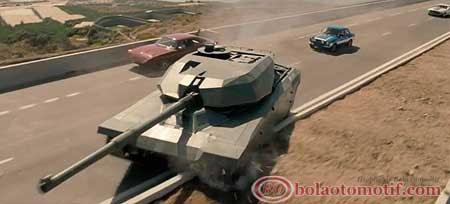 Tank Joe film fast & furious