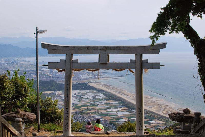 天空の神社 高屋神社