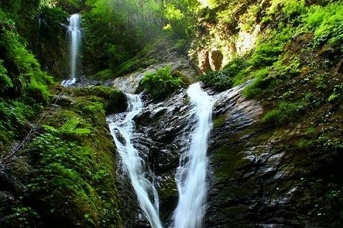 徳島名滝探訪 雨乞の滝のイメージ画像