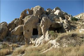 Museo a Aire libre de Göreme - Capadocia