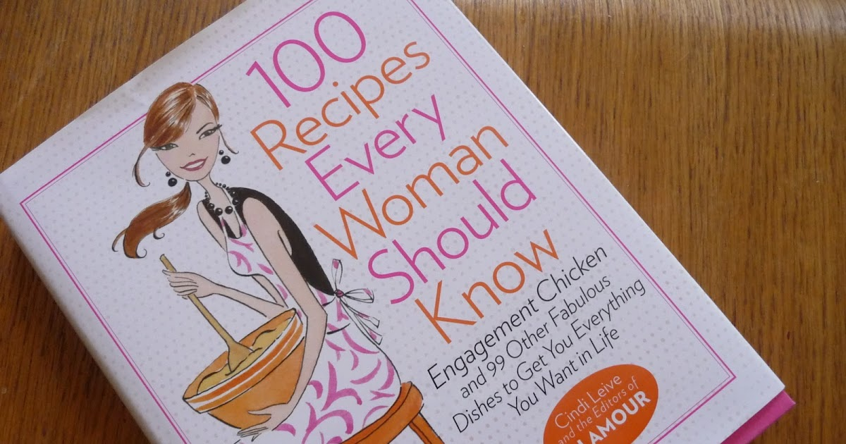 dinner party friday giveaway 100 recipes every woman
