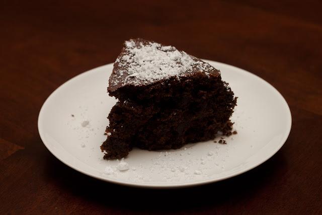 Chocolate Cake - 2