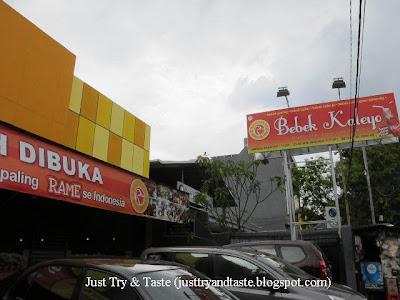 Review Bebek Kaleyo: Bebek Lezat & Murah JTT