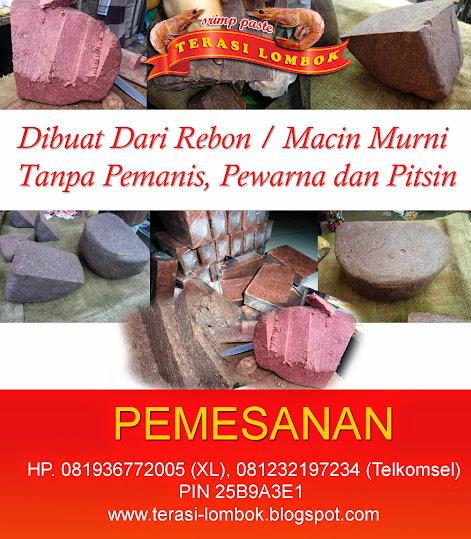 terasi Lombok