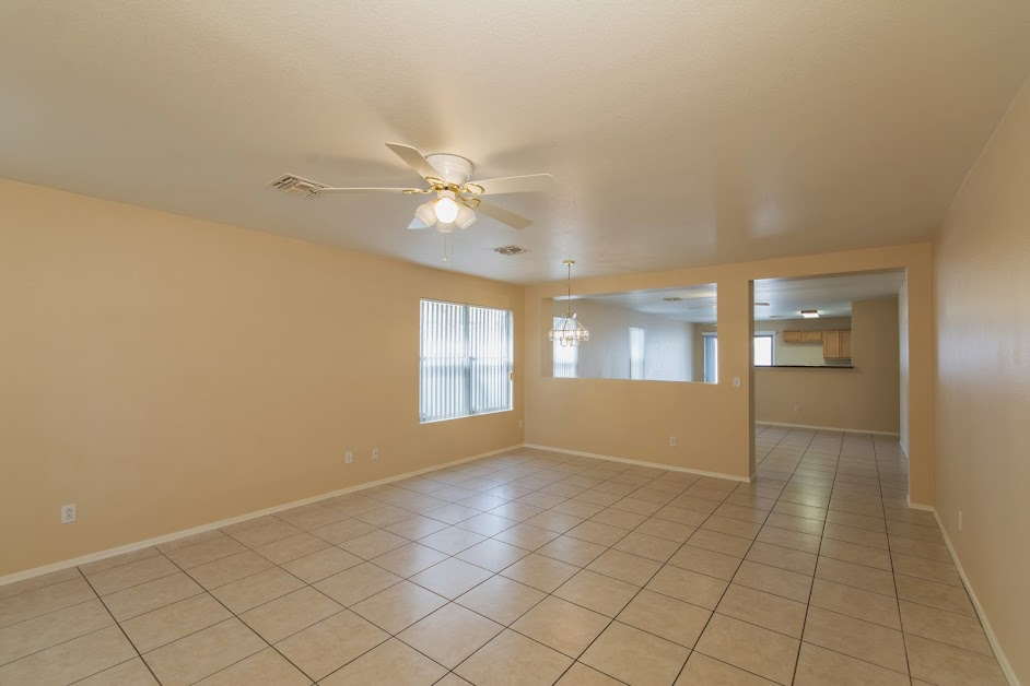Living room view for El Mirage Home for Sale