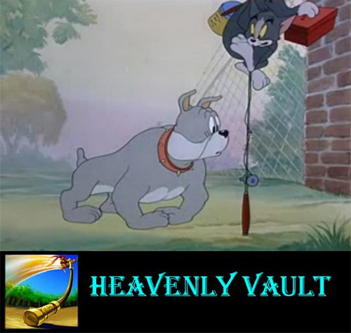 """Những điểm tương đồng thú vị giữa HON và """"Tom & Jerry"""" 7"""