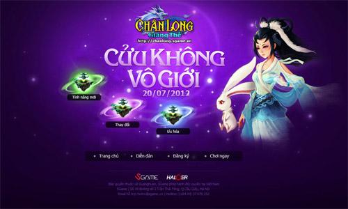 GameLandVN tặng 500 giftcode Chân Long Giáng Thế 1