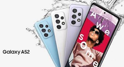 Hướng dẫn Hard Reset Samsung Galaxy A52