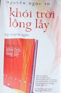 Khói Trời Lộng Lẫy - tác giả Nguyễn Ngọc Tư