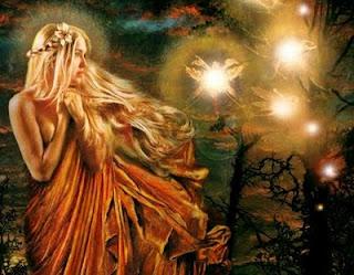 Diosa De La Wicca Gardneriana Image