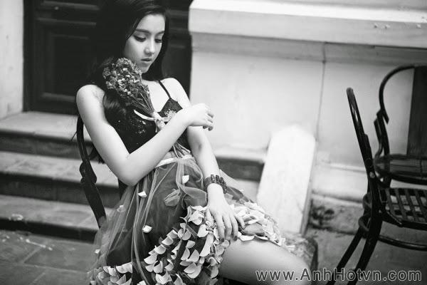 Mie đen - trắng @BaoBua: Hội Việt Mê Cosplay
