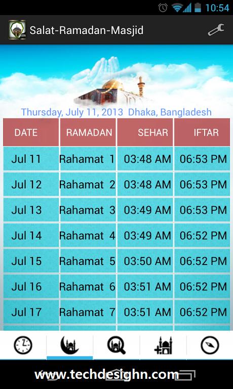 Salat-Ramadan app
