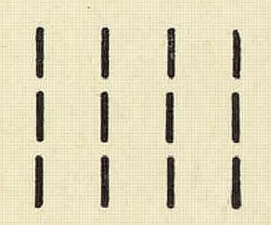 Головоломка со спичками из старинной книги