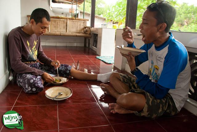 Lotek murah enak di Ngluwar, Magelang, Jawa Tengah