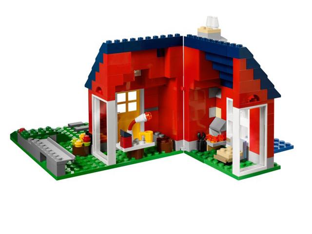 レゴ クリエイター コテージ 31009