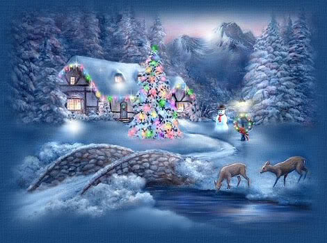 Merry Yule Image