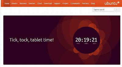 Canonical anunciará Ubuntu para tabletas mañana