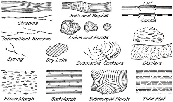 Topographic mapmaking – Topographic Map Worksheets