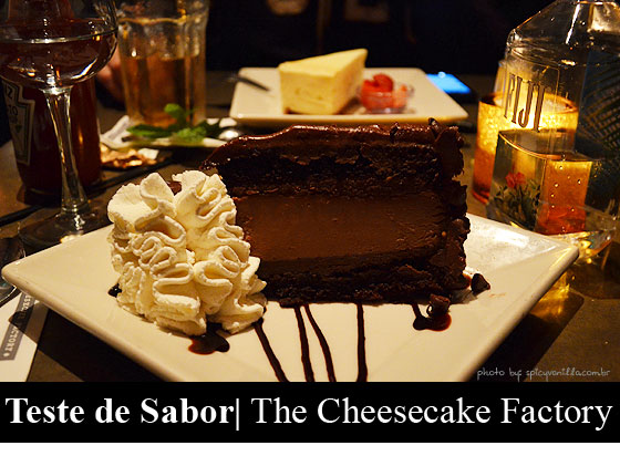 cheesecake2 - Teste de Sabor | The Cheesecake Factory