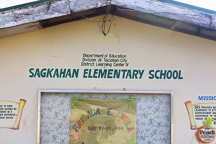 Johnson's Baby Builds a Playground at Sagkahan Elementary School, Tacloban