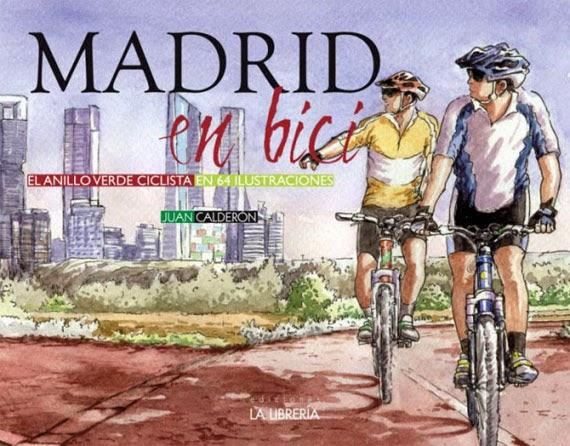 Madrid en bici el anillo verde ciclista en 64 - Anillo verde ciclista madrid mapa ...