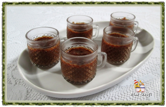 Ovos moles de canequinha de chocolate 1