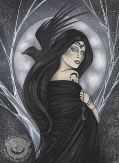 Nyx Goddess Of The Night Image