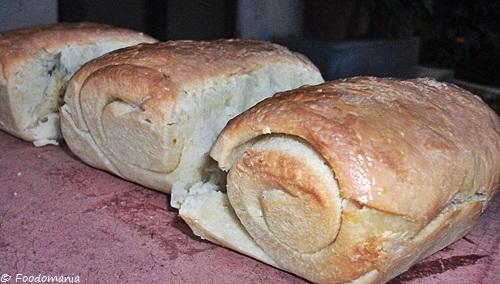 Hokkaido Milk Bread with Tangzhong recipe