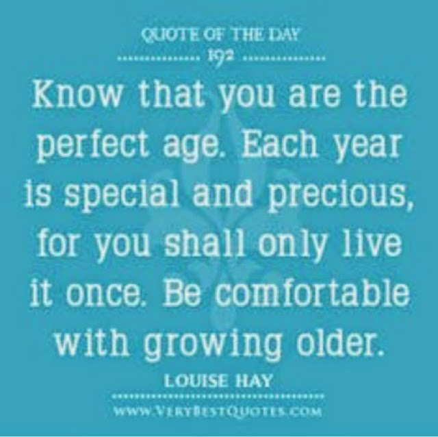 Aging Quotes: Notes In The Key Of Life: Gracefully Aging, Day 26: Great