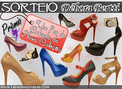 4º Sorteio Débora Bertti