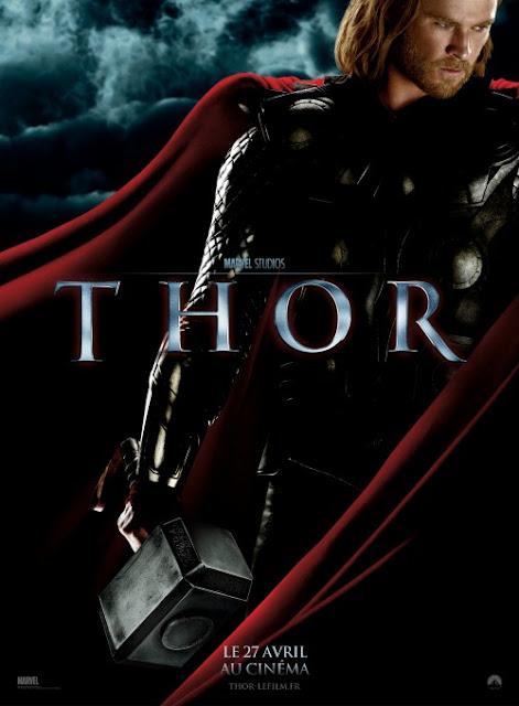 Plakat filmu: Thor