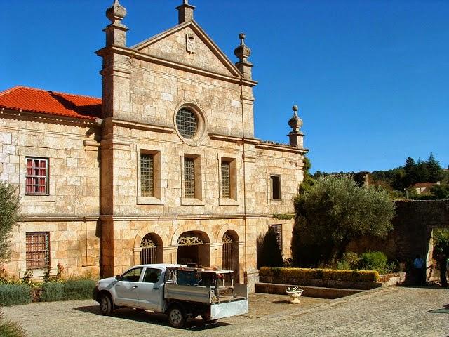 Igreja do Convento de Santo António de Ferreirim