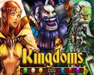 Kingdoms CCG 卡遊