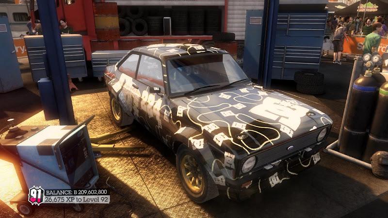 รายการรถกลุ่ม Rally ใน DiRT2 Cme-07