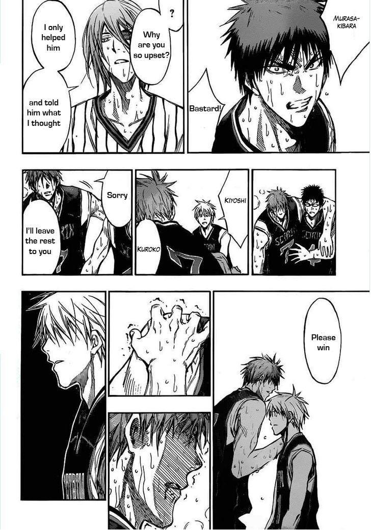Kuroko no Basket Manga Chapter 157 - Image 18