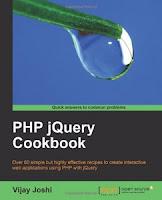 PHP Jquery Cookbook - Vijay Joshi