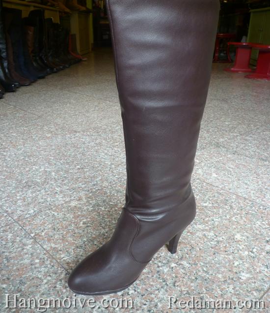 Boots cao cổ quá đầu gối 2 - Chỉ với 860.000đ