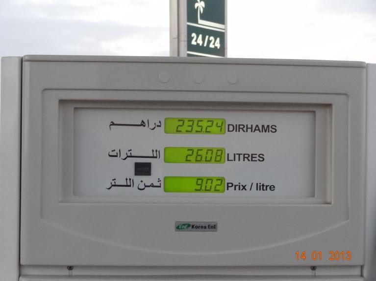 Marrocos e Mauritãnia a Queimar Pneu e Gasolina - Página 5 DSC05781